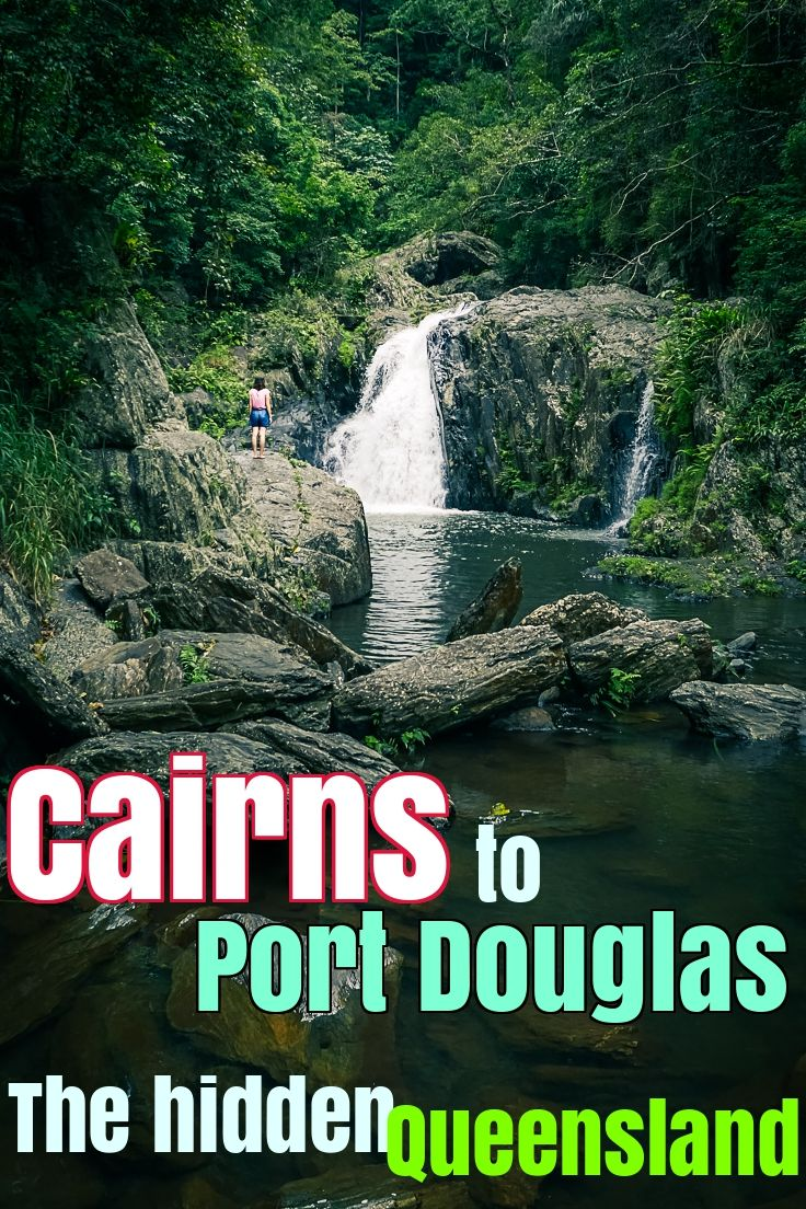 Cairns to Port Douglas drive, discover the most beautiful road in Australia http://mel365.com/cairns-to-port-douglas-drive-daintree-rainforest/