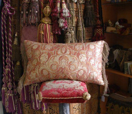 Fortuny Persepolis Pillow