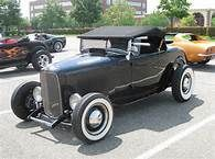 32 (?) Ford Highboy Roadster | Flickr - Photo Sharing!