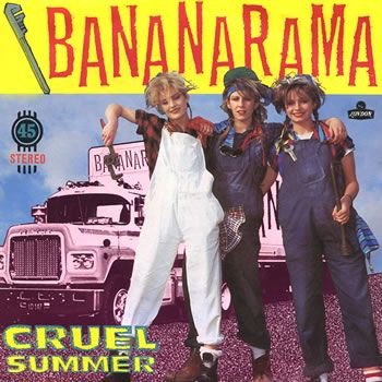 John's Music World: New Wave Month Song of the Day - Cruel Summer - Ba...