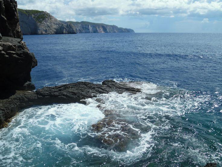 Zakynthos - Korakonisi island
