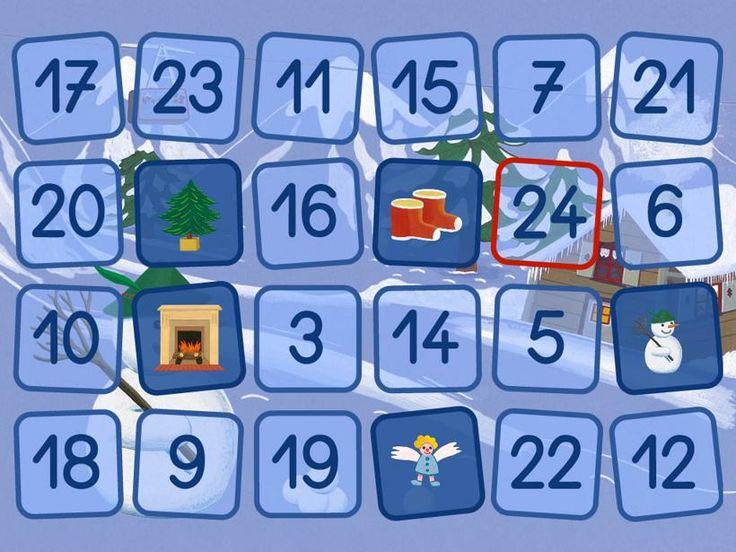 petit ours brun Bayard Presse calendrier iPad iPhone La Souris Grise 1