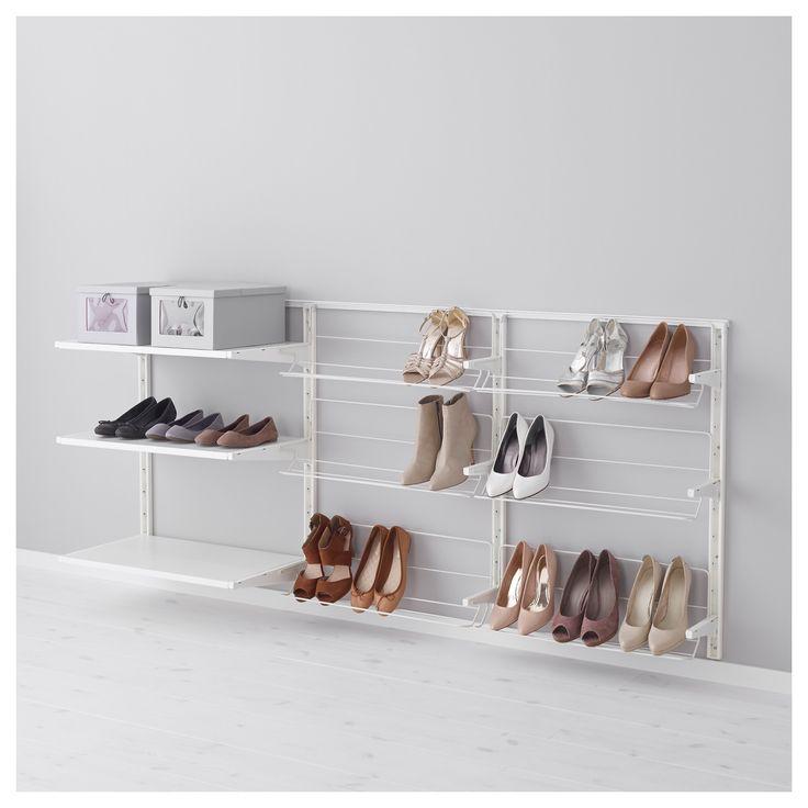 IKEA - ALGOT, Crémaillère/tablettes/org chauss
