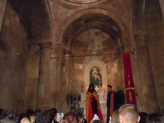 matrimonio armeno a Noravank