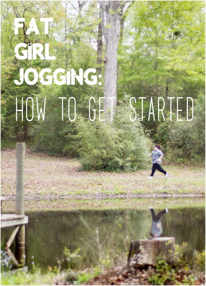 You don't have to be overweight (or a female) to benefit from these tips! #running #fitness