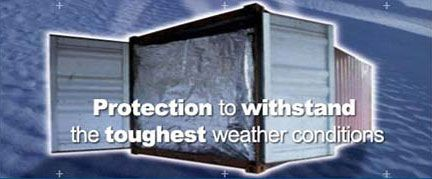 protection to withstand the toughest weather conditions