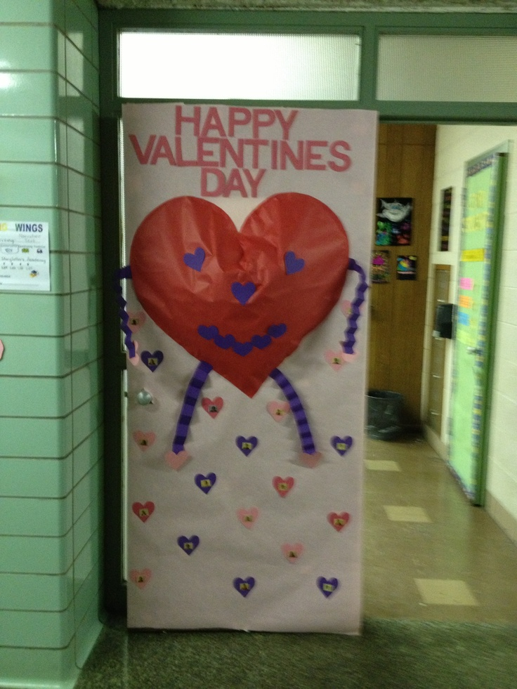 Valentines Day Classroom Door Anchor Charts Wall Decor