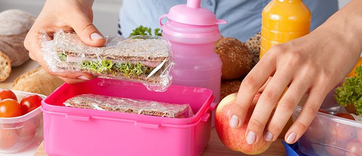 Stuck in a school lunch rut? Try these seven easy secrets to school lunch…