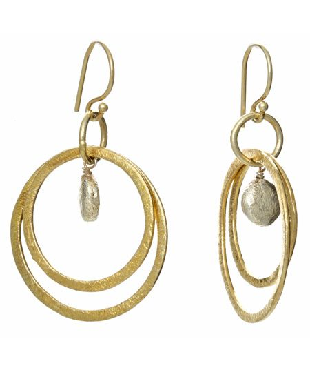 Concentric Circle Earrings: 83 Best Earrings & Necklaces Images On Pinterest