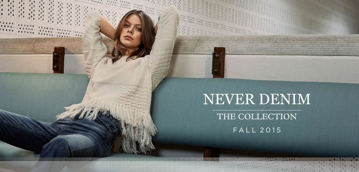 Never Denim Collection AW15-Look book 5