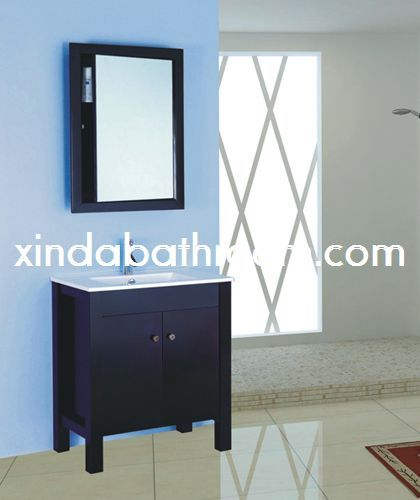 Xinda Bathroom Cabinet Co.,LTD Provide The Reliable Quality Mirrored  Bathroom Wall Cabinets And