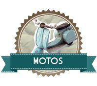 Motos miniatura vintage