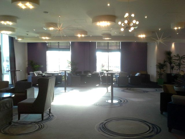 Our Pre-function area is perfect for a private gathering  http://www.carltonhotelblanchardstown.com/