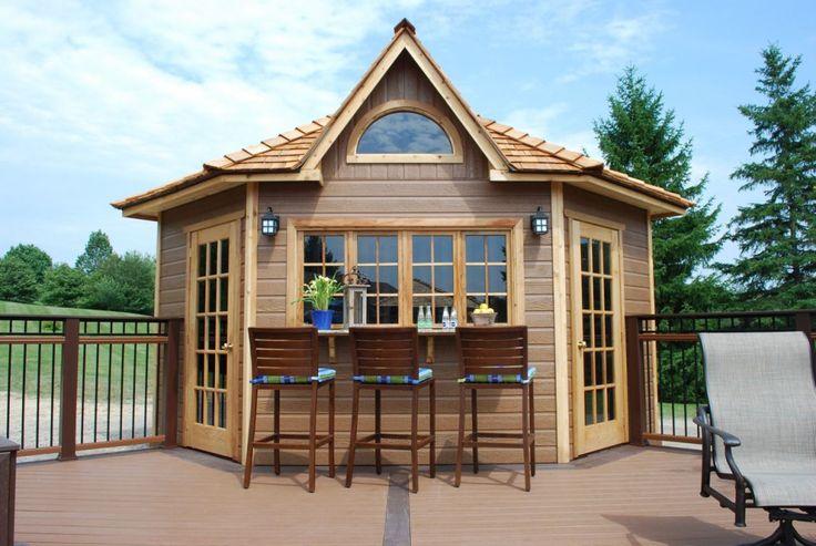 Corner shed, corner cabana, toronto, backyard corner building, pool house, pool cabana, pool house, garden shed 67