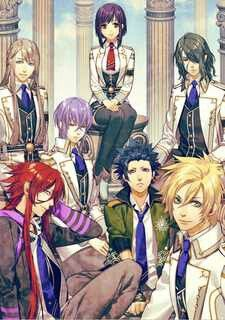 (Kamigami no Asobi ~Ludere deorum~) ■Description: The story revolves around heroine Yui Kusanagi, who is ordered by Zeus, a god and the headmaster of a school he created, to teach the meaning of love to young and handsome gods. The reason he has for doing this is to cancel the negative effects of the weakening bond between the world of the divine and the world of the humans. *Romance, School, Shoujo, Harem, Historical*