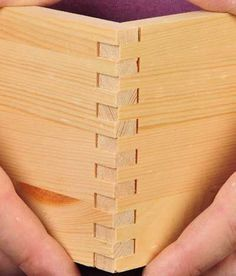 How to cut box joints using a simple jig and your router table. Learn how to use this jig to make perfect box joints. Step-by-step woodworking skills.