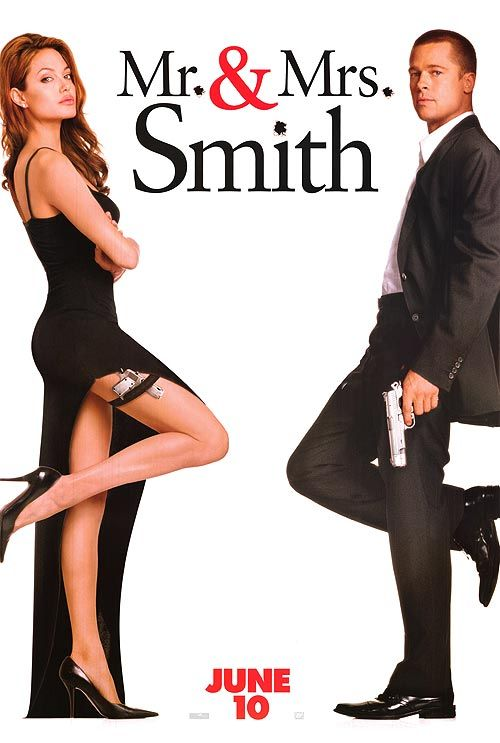 mr and mrs smith 2005 ending a relationship