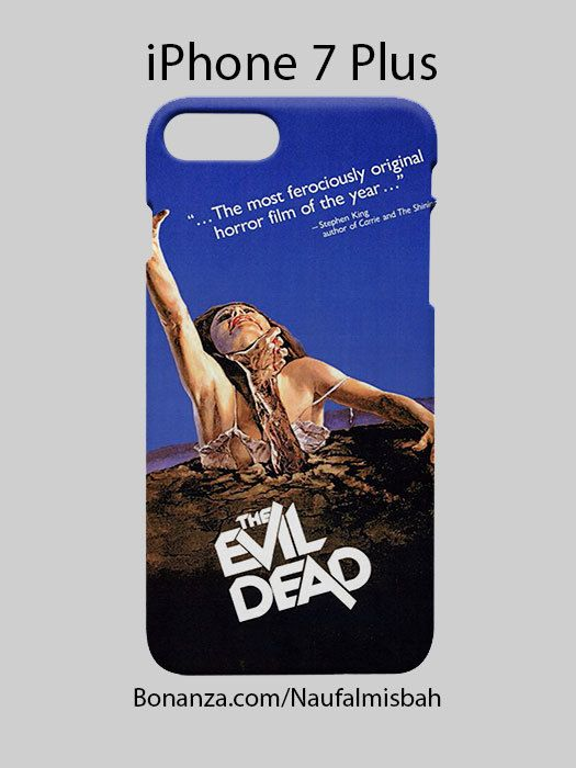 Evil Dead iPhone 7 PLUS Case Cover Wrap Around