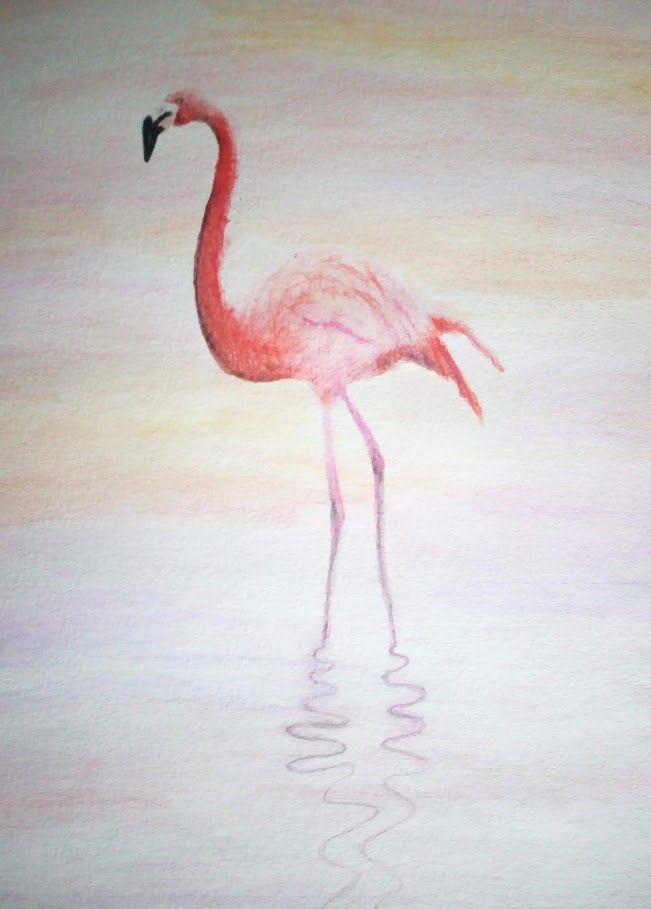 Progressons Ensemble A L Aquarelle Crayons Aquarelles Peinture