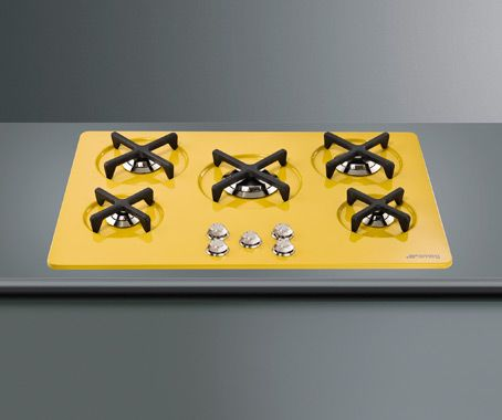 Marc newson (gstar) designed these with smeg... It's too beautiful, I want a gstar kitchen!!!