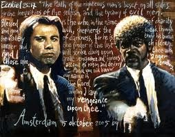 Peter Donkersloot Pulp Fiction