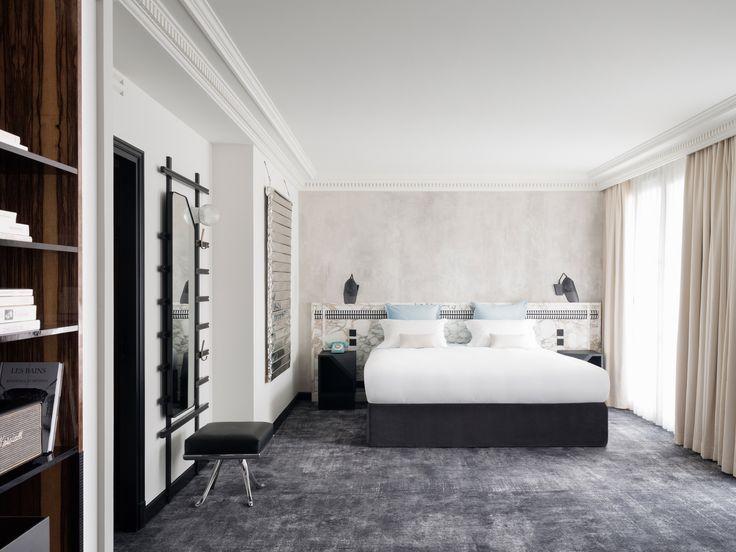 New paris hotels