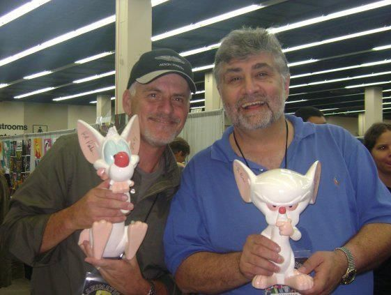 maurice lamarche and rob paulsen