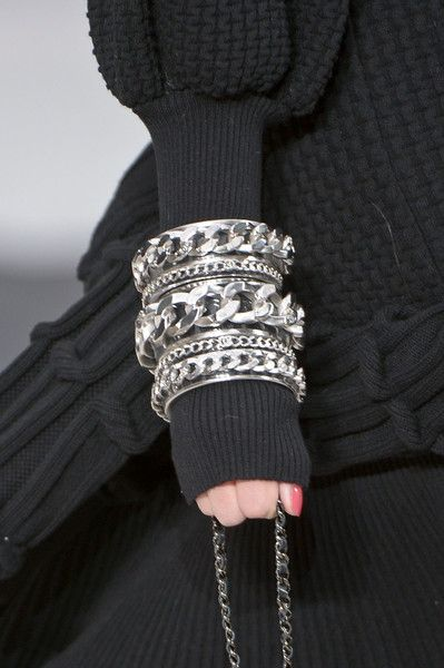 Chanel Fall 2013 - Details♥✤