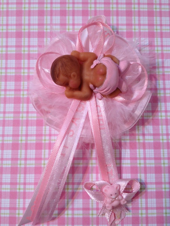 baby shower corsage capia by on etsy 500