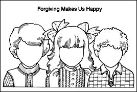 Forgiving Makes Us Happy