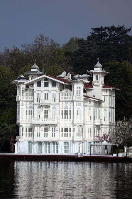 Buildings of Bosphorus - Istanbul