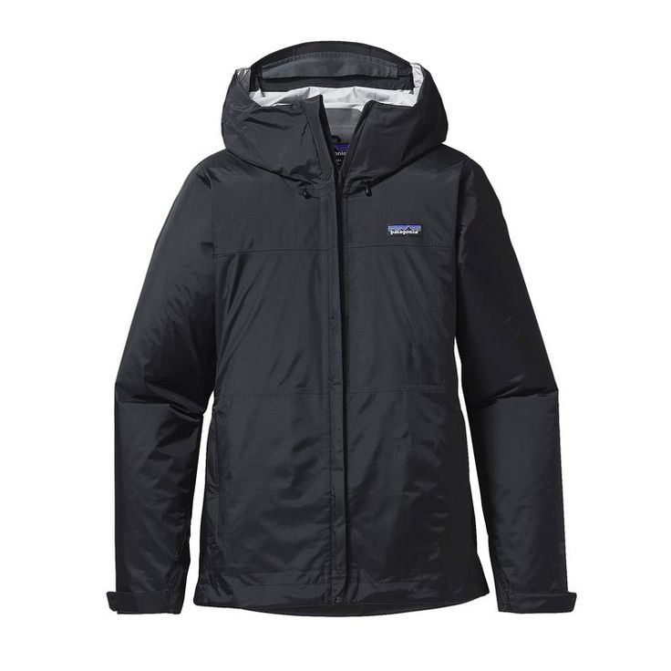 Patagonia W'S TORRENTSHELL JKT, Black (BLK) // $129, x-small
