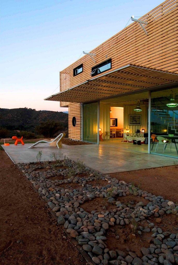 Casas container com dois ou mais pisos para pessoas que - Casas prefabricadas experiencias ...