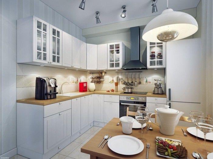 Die besten 25+ kleine Küchenbeleuchtung Ideen auf Pinterest