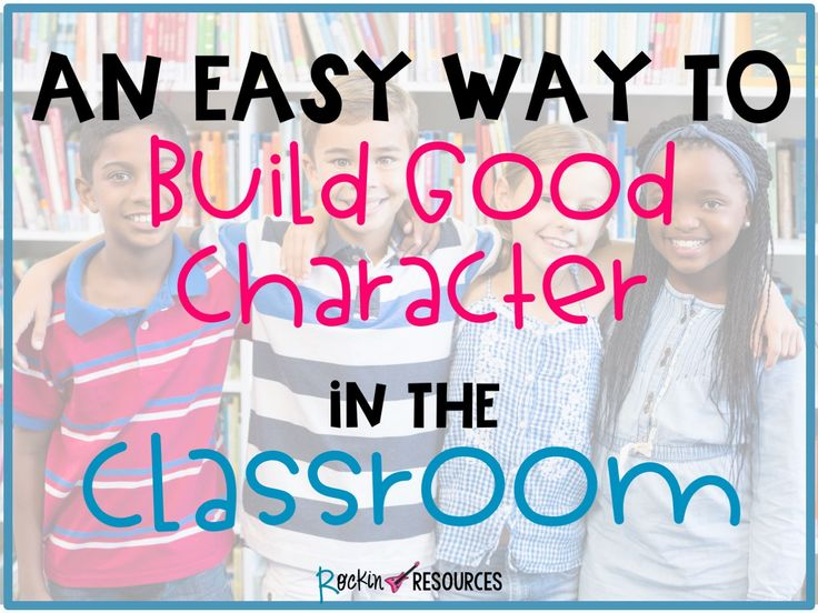 Building good character in the classroom is essential in today's society.  Many parents are teaching their children how to be good citizens, but educators have to step in for those students who don't have the parental support. Bringing character education into your classroom will also give the children a sense of community.  How do you fit character education into your already packed schedule?  I will show you an easy way to incorporate good character in your classroom and provide you with a…