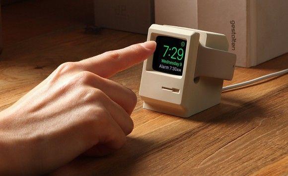 Apple WatchをMacintosh風にできるスタンド「W3 Stand」が話題を集めています。 ナイトスタンドモードがMacintoshらしさを演出! Elagoの「W3 Stand」は、Apple […]