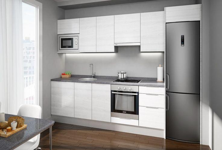 Ideas de cocinas integrales 800 540 for Estructura de cocinas modernas