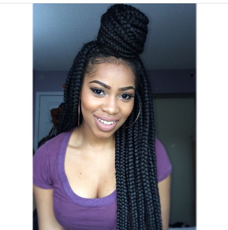 ***Try Hair Trigger Growth Elixir*** ========================= {Grow Lust Worthy Hair FASTER Naturally with Hair Trigger} ========================= Go To: www.HairTriggerr.com =========================       These Long Box Braids are CUTE!!!