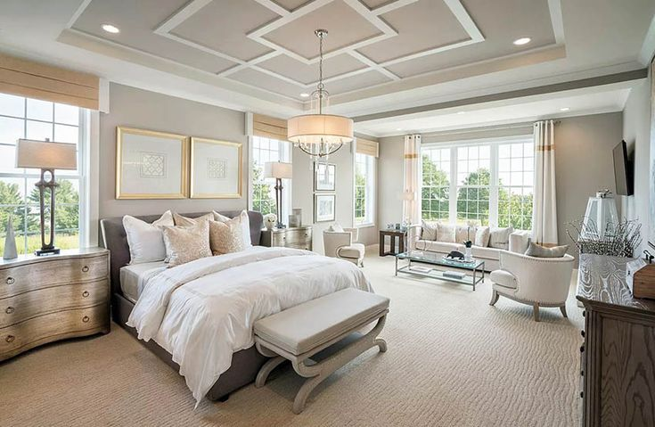 67 Gorgeous Tray Ceiling Design Ideas In 2020 Ceiling Design