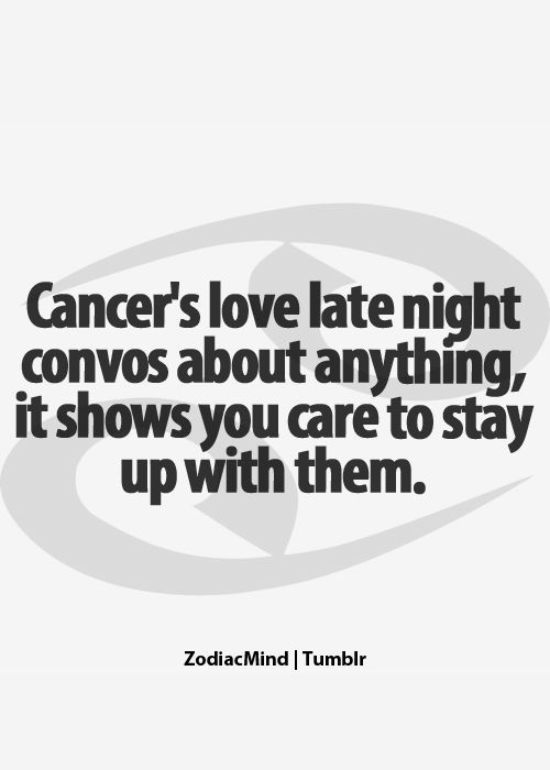 zodiac cancer quotes | Visit zodiacmind.tumblr.com