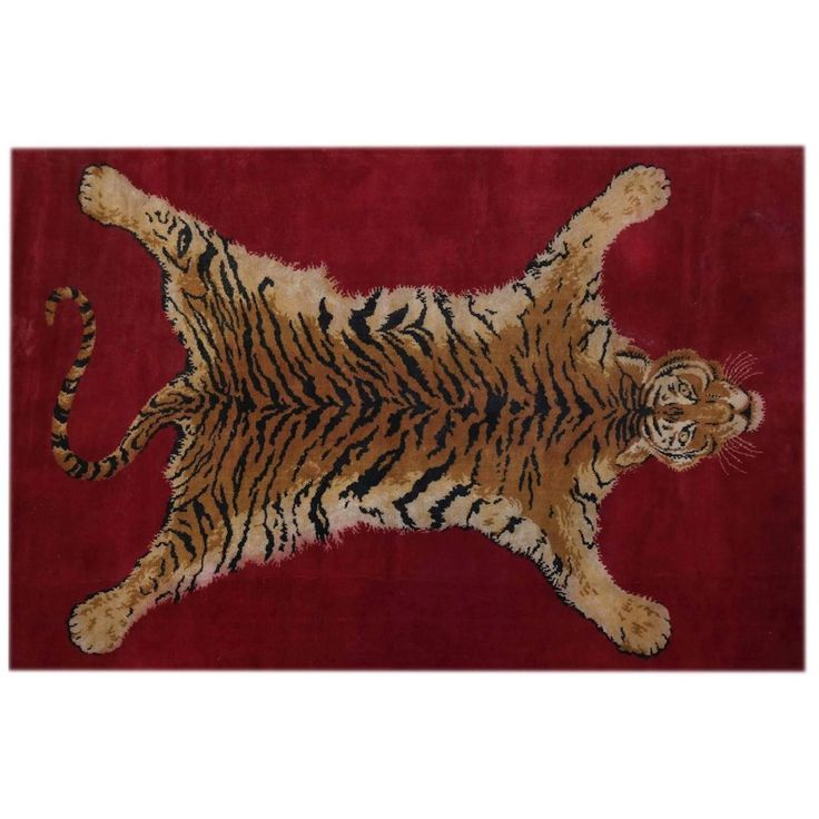1000+ Ideas About Tiger Rug On Pinterest