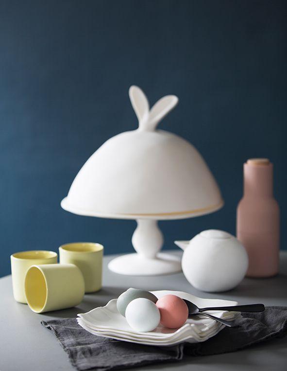 påske, interiør, blå, Stylist Louise Andersson
