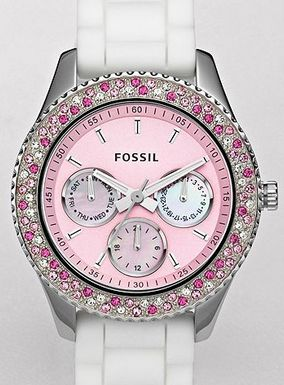 Pink BLING #fossil #fossiles2895
