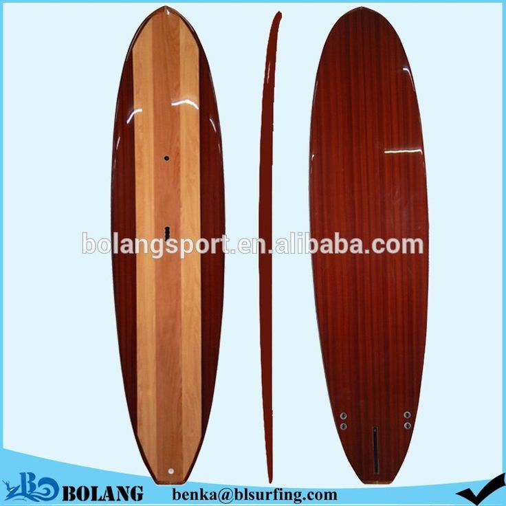 Excellent quality wooden stand up paddle board/cheap paddle board