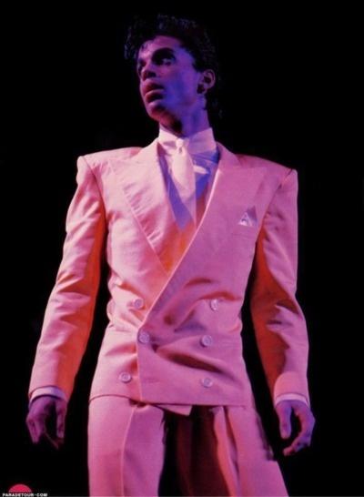 Prince Parade tour 1986