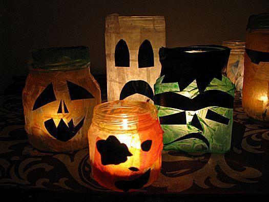 Ideias de decoração para Halloween: