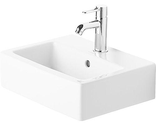 Duravit Handwaschbecken Vero 45cm weiß 0704450000