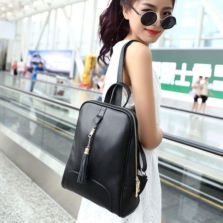 27.00$  Buy now - https://alitems.com/g/1e8d114494b01f4c715516525dc3e8/?i=5&ulp=https%3A%2F%2Fwww.aliexpress.com%2Fitem%2FFeminine-Backpack-Youth-Women-Backpacks-for-Teen-Teenage-Girls-High-quality-Sac-A-Dos-Femme-Brand%2F32674436104.html - Feminine Backpack Youth Women Backpacks for Teen Teenage Girls High quality Sac A Dos Femme Brand Mochilas Feminina Women's Bags
