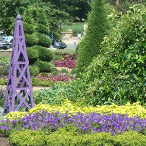 Garden Obelisk Color