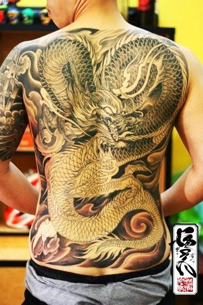 Dragon Tattoos                                                       …